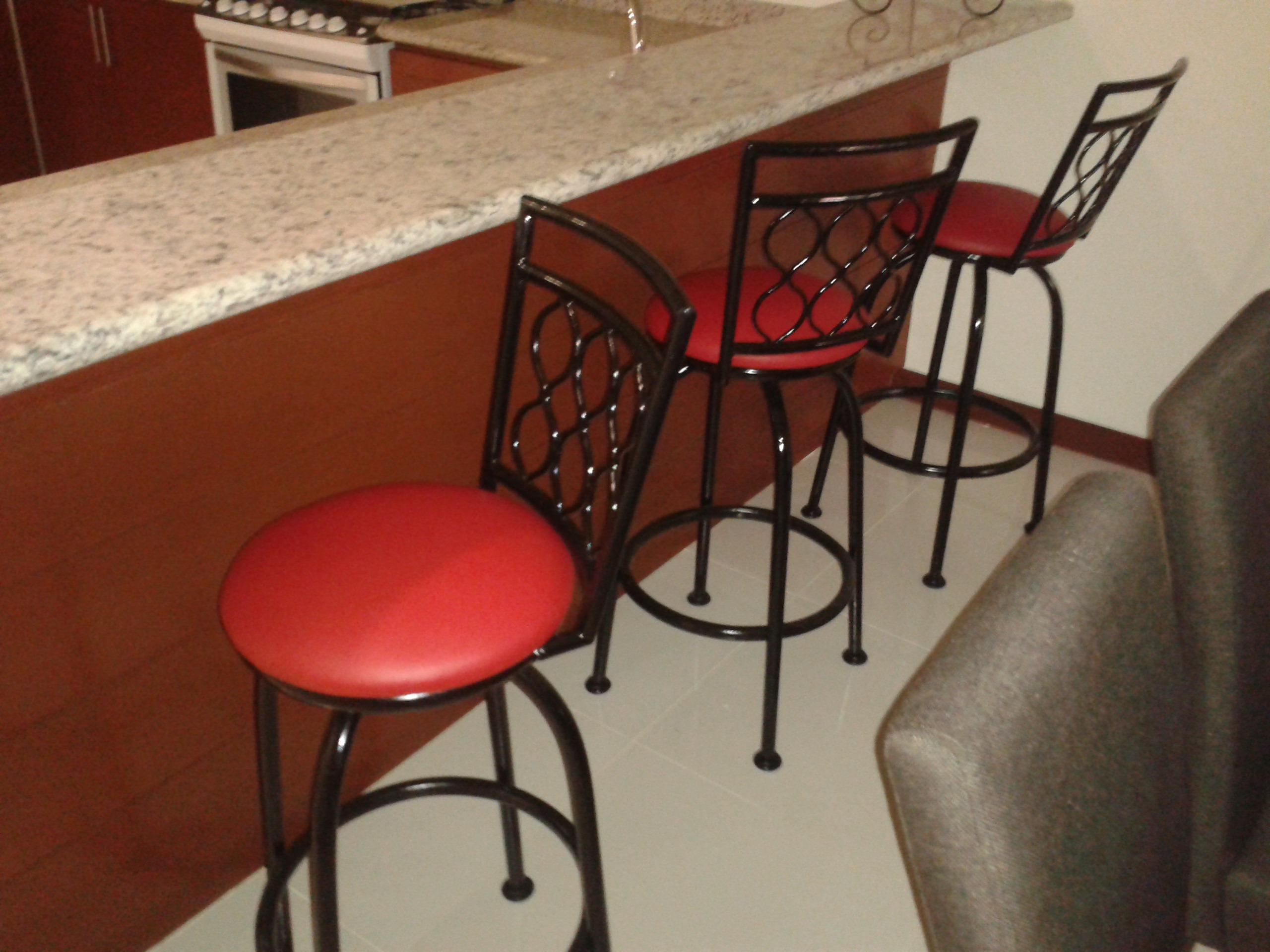 Silla 005 herreria robles for Pisos en silla de bancos